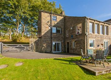 Thumbnail 4 bed semi-detached house for sale in 17 Swift Place, Ripponden