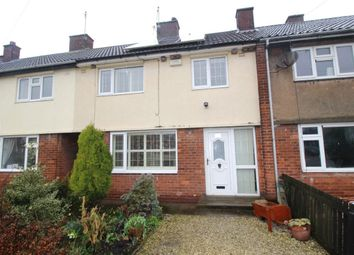 Thumbnail 3 bed terraced house for sale in Dobella Avenue, Rawcliffe, Goole