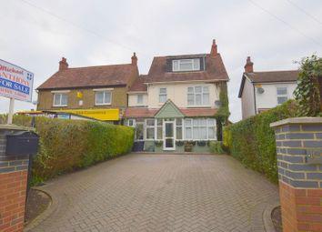 Thumbnail 5 bedroom town house for sale in Buckingham Road, Bletchley, Milton Keynes