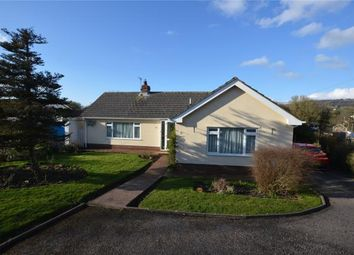 Thumbnail 3 bed detached bungalow for sale in Exeter Road, Honiton