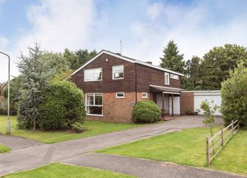Thumbnail 4 bed detached house to rent in Seeleys Road, Beaconsfield