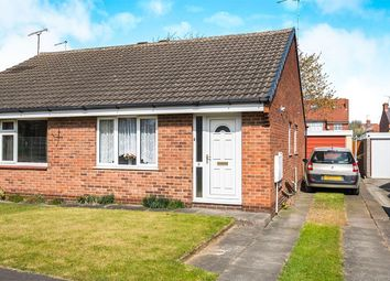 Thumbnail 2 bed bungalow for sale in Gleneagles Road, Dinnington, Sheffield