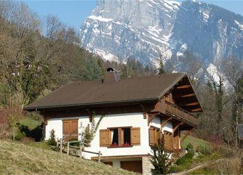 Thumbnail 4 bed chalet for sale in Rhône-Alpes, Haute-Savoie, Samoens