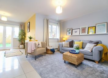 Thumbnail 3 bed semi-detached house for sale in Earlsmeadow, Shiremoor, Newcastle Upon Tyne