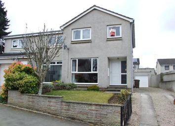 Thumbnail 3 bedroom semi-detached house to rent in Collieston Avenue, Bridge Of Don, Aberdeen