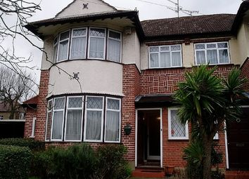 Thumbnail 3 bed semi-detached house to rent in Lynton Mead, Totteridge, London