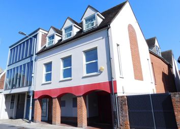 Thumbnail 2 bed flat to rent in Culver Street East, Colchester