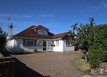 Thumbnail 4 bed detached bungalow for sale in Sea Lane, Ferring, Worthing