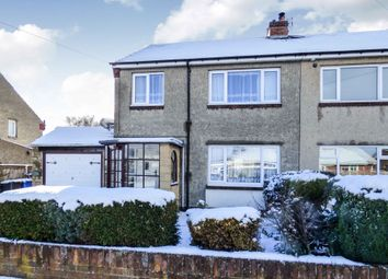 Thumbnail 3 bed semi-detached house for sale in Ferneybeds Estate, Widdrington, Morpeth