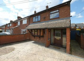 Thumbnail 3 bed semi-detached house to rent in St. Georges Road, Wallingford