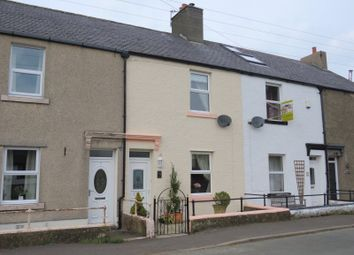 2 bed terraced house for sale in New Row, Oughterside, Wigton CA7