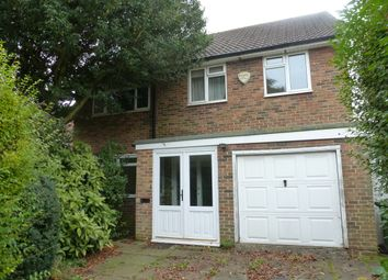 Thumbnail 4 bed detached house to rent in Gaston Way, Shepperton