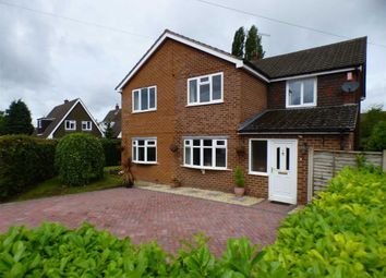 Thumbnail 4 bed detached house for sale in Nesfield Drive, Winterley, Sandbach
