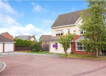 Thumbnail 6 bed detached house for sale in Rockley Close, Mansfield