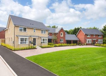 "Thumbnail 4 bed detached house for sale in ""Alnmouth"" at Southern Cross, Wixams, Bedford"