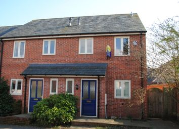 Thumbnail 3 bed end terrace house to rent in Dairy Close, Market Drayton