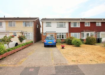3 bed end terrace house for sale in Moorings Way, Southsea PO4