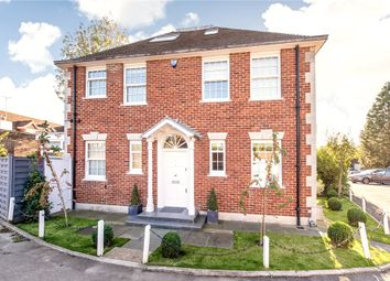 Thumbnail 4 bed detached house for sale in Old House Close, Wimbledon