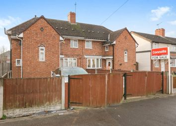 Thumbnail 3 bedroom semi-detached house for sale in Eastfield Road, Eastfield, Wolverhampton