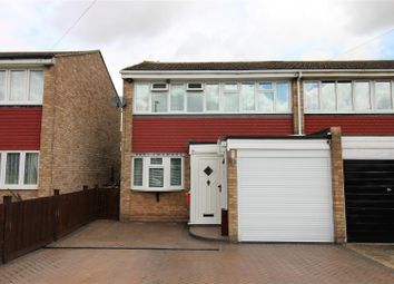 Thumbnail 3 bed semi-detached house for sale in Frome, East Tilbury, Tilbury
