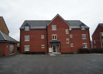 Thumbnail 2 bed flat to rent in Knights Walk, Caerphilly