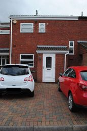 Thumbnail 2 bedroom town house for sale in Clift Close, Willenhall