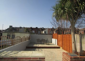 Thumbnail 4 bed terraced house to rent in North End Grove, Portsmouth, Hampshire