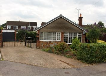 Thumbnail 2 bed detached bungalow for sale in Byron Close, Enderby, Leicester