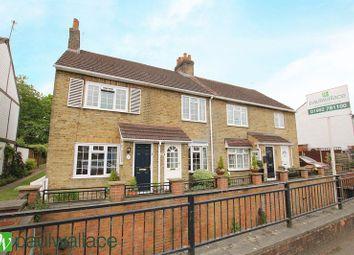 Thumbnail 2 bedroom terraced house for sale in Longfield Lane, Cheshunt, Waltham Cross