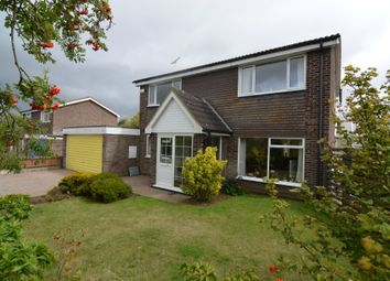 Thumbnail 4 bed detached house for sale in Walnut Close, Felixstowe