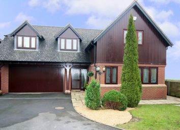 Thumbnail 4 bed detached house for sale in Sherbourne, Holt Heath, Worcester, Worcester