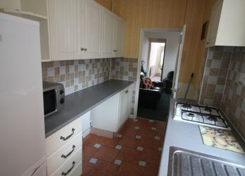 Thumbnail 4 bedroom terraced house to rent in Jarrom Street, West End, Leicester