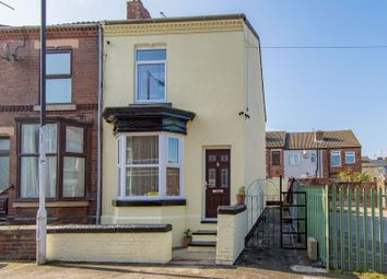 Thumbnail 2 bed end terrace house for sale in Whitelee Road, Mexborough