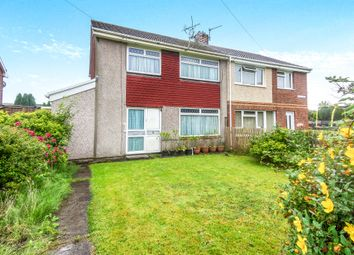 Thumbnail 3 bedroom semi-detached house for sale in Lon Gaer, Penllergaer, Swansea