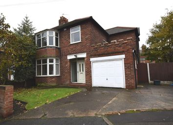 Thumbnail 4 bed semi-detached house to rent in Rectory Gardens, Doncaster