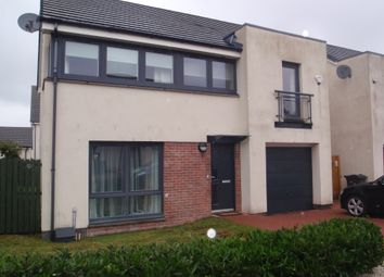 Thumbnail 4 bed detached house to rent in Crofton Drive, Braehead, Renfrew