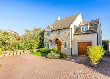 Thumbnail 4 bed detached house for sale in Old Farm Close, Hullavington, Chippenham