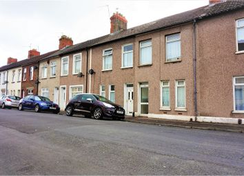 Thumbnail 2 bed terraced house for sale in Wedmore Road, Cardiff