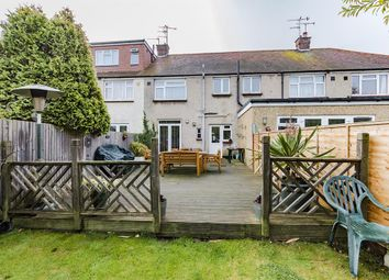 Thumbnail 3 bed terraced house to rent in Goldsmith Road, Broadwater, Worthing