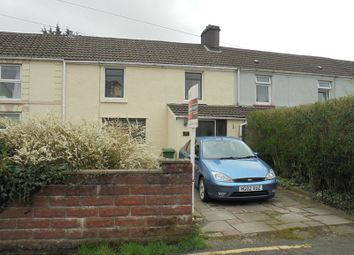 Thumbnail 3 bed terraced house for sale in Nant Row, Aberdare