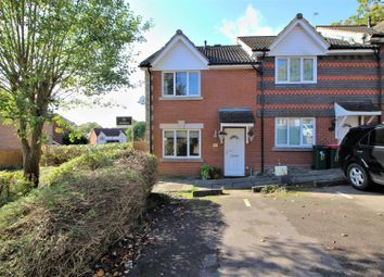 Thumbnail End terrace house for sale in Jacobean Close, Maidenbower, Crawley