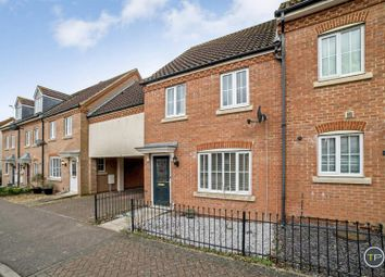 Thumbnail 3 bedroom terraced house for sale in Thorn Road, Hampton Hargate, Peterborough