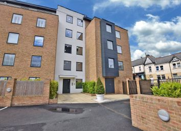 Thumbnail 2 bed flat for sale in Belgravia Mansions, Frimley Road, Camberley, Surrey
