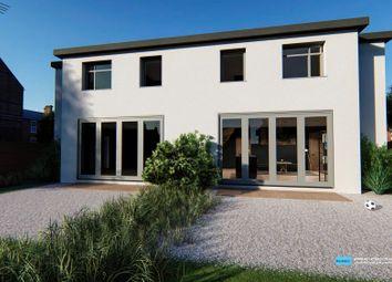 Thumbnail 3 bed semi-detached house for sale in Stroudes Close, Worcester Park, Surrey