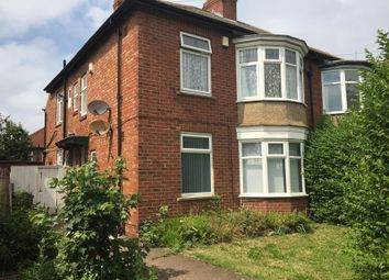 Thumbnail 1 bed flat to rent in Wallsend Road, North Shields