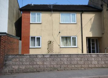 Thumbnail 2 bed flat to rent in Uttoxeter Road, Blythe Bridge