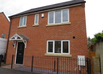 Thumbnail 3 bed detached house to rent in Lea Close, Thurmaston, Leicester