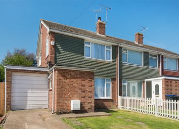 Thumbnail 3 bed end terrace house for sale in Becket Close, Whitstable, Kent