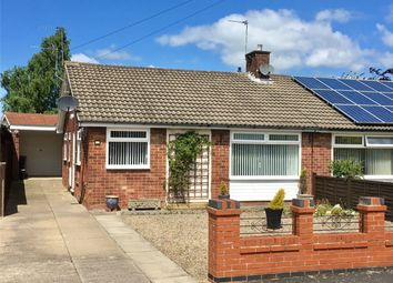 Thumbnail 3 bed semi-detached bungalow for sale in Kentmere Drive, Rawcliffe, York