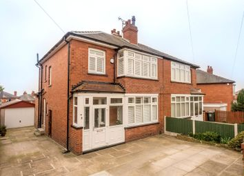 Thumbnail 3 bedroom semi-detached house for sale in Arlington Road, Leeds, West Yorkshire